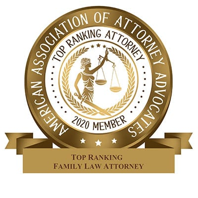 expertise best family lawyers in newark 2020 badge